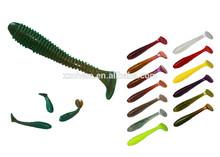 Soft Plastic Baits Swing Impact FAT & Easy Shiner Similar to Keitech