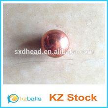 Pressure gauge etching 30mm hollow copper balls