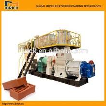 Hot sale in Africa!!! clay brick manufacturers EVS45B cheap brick making machine