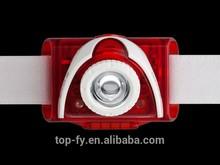 LED LENSER SEO5 RED HEADLAMP SERIES 180 LUMENS
