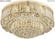 Economic useful crystal ceiling lighting living room