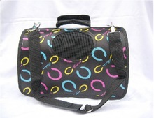 QQ04 New design dog carrier purse & dog bag carrier & clothes carrier dog