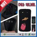 C&t elegante telefone móvel cartão forte tpu capa para samsung galaxy s3 i9300