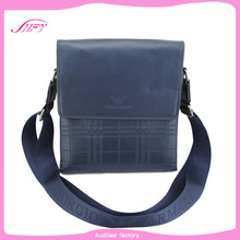 alibaba china supplier new product man pu leather custom made man bag hot bag for man