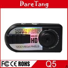 Hot product 720P HD TF card hd mini secret camera