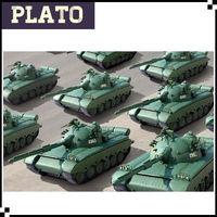 inflatable tank replica, military replicas