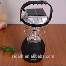SL-01 36 LED solar hand cranking dynamo lantern