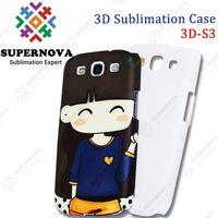 3D Cover Cases for Samsung Galaxy S3 i9300