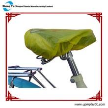 Waterproof Custom Logo Plastic Bike Seat Cover