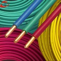 A utilização do edifício não- bainha de núcleo único fio elétrico 10mm