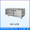 Venda quente restarant e hotel salada refrigerado contador equipamentos de refrigeração