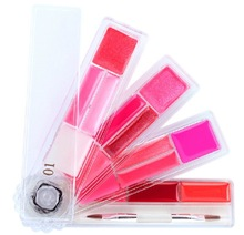 15 colors branded makeup lipstick / new product 15 colors makeup lip gloss palette