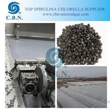 GMP manufacture, Organic spirulina tablet 200mg. 250mg, 300mg, 400mg and 500mg per tablet