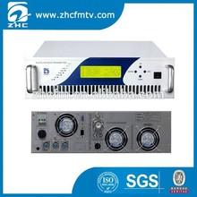 500W FM broadband wireless audio transmission