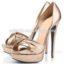 Sexy Lady High Heel Shoes Bridal Rubber Shoes High Heels Wedding Dress Shoes 2015 Bulk Wholesale Heels Shoes