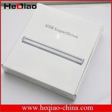 Slim Slot In External USB 3.0 3D Blu-Ray / DVD / CD Drive / Burner / Writer / SuperDrive for Apple Mac iMac