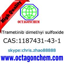 API-Trametinib dimethyl sulfoxide, High quality 1187431-43-1 Trametinib dimethyl sulfoxide