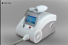 Professional tattoo removal and skin whitening! nd yag ophthalmic laser