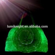 Ladies Fiber Optic handbags luminous bags Luminous Bag with led light