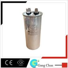 factory CBB65 capacitor 60UF 450V film super CBB65 capacitor