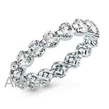 AGR0458# latest fashion 2015 platinum 950 wedding ring