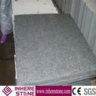 Exterior floor g654 flamed brushed granite tile