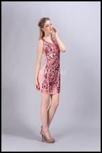 8617 # Bling Bling mangas gola redonda vestido de noiva para mãe do noivo
