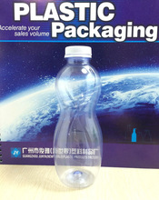 350ml plastic water bottle, juice, beverage