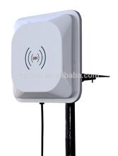 Intelligent Car Parking Barrier RFID Control System