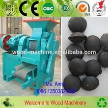 high pressure four rollers ball briquette press machine