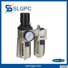 SMC Type FRL series AC4010-04 regulator lubricator