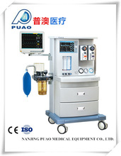 High Grade Cost-effective CE Medical Instrument JINLING-850 Anesthesia Unit