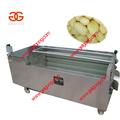 Lavar e descascar batatas machine new modelo de máquina de lavar vegetais machine high qualidade kiwi frutas máquina da limpeza