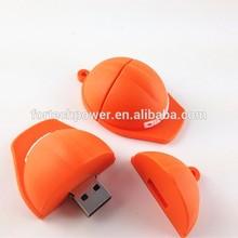 Top quality hat shape 8gb usb flash drive bulk