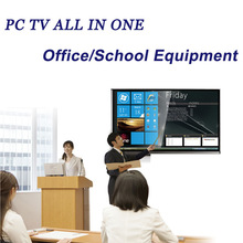 High Quality Business Equpiment Touch HD Screen TV with whiteboard marker