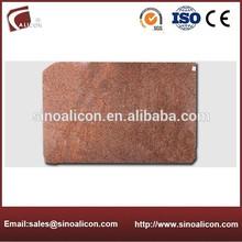 artificial Maple leaf red granite slab
