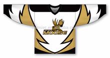 Moose New york rangers hockey jersey