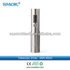 Hottest full mechanical mods Smoktech best selling telescopic Zmax vv vw mod