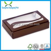 Fancy Customized Frozen Food Box Packaging