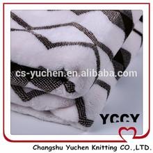 tricot jacquard flano weft knitting
