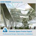 Frame do espaço grande edifício de aço pré-fabricada salão
