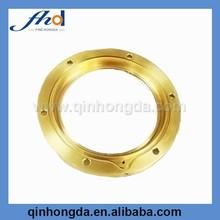 cnc machining part brass fitting hose barb lathe accessories OEM metal machine shop