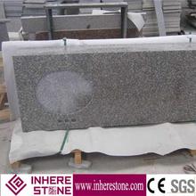 Low price bathroom sink granite countertop