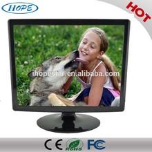 """17"""" LCD computer monitor PC monitor desktop monitor"""