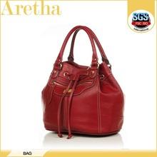 australian custom logo promotion good faux leather handbag for ladies