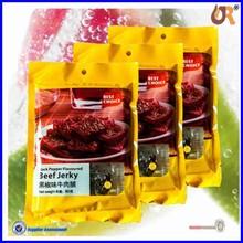 Eco-friendly meat packaging / beef jerky packaging