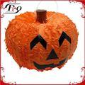 Decoración de halloween calabaza tirón piñata diseños