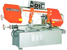 red color stepless speed control gate cutter machine for sale