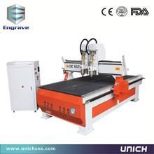 Low price CE standard 2D 3D 1300x2500mm engraver cnc