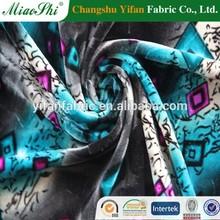 CHANGSHU DIRECT MANUFACTORY KS PRINTED VELVET